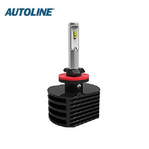 LED-ajovalopolttimo Autoline 880, 12-24V