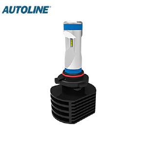 LED-ajovalopolttimo Autoline 9005 (HB3), 12-24V