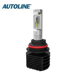 LED-ajovalopolttimo Autoline 9006 (HB4), 12-24V