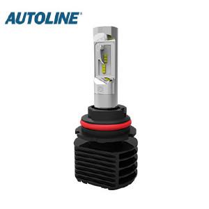 LED-ajovalopolttimo Autoline 9007, 12-24V