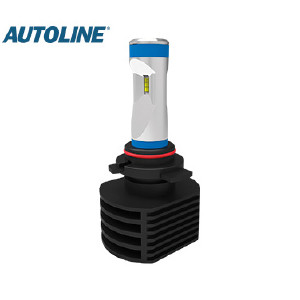 LED-ajovalopolttimo Autoline 9012, 12-24V