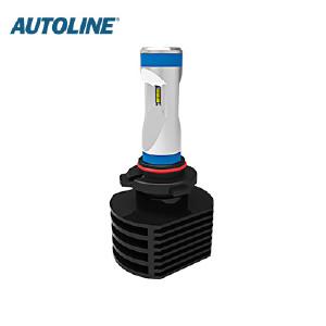 LED-ajovalopolttimo Autoline H10, 12-24V