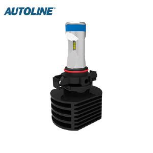 LED-ajovalopolttimo Autoline PS24W (H16), 12-24V