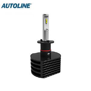 LED-ajovalopolttimo Autoline H1, 12-24V