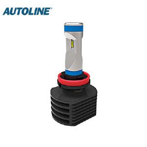 LED-ajovalopolttimo Autoline H8, 12-24V