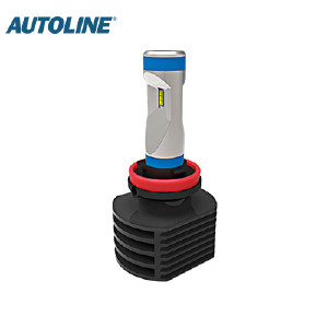 LED-konvertering Autoline H8, 12-24V