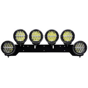 Lisävalosarja Purelux RALLY 6 - 420W / 22020 lm