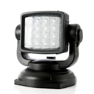 Fjernstyrt LED søkelys Purelux RC360 Flood, 80W