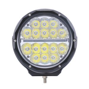 LED ekstralys Purelux Road 780 HD - Rund / 18 cm / 80W / Ref. 20