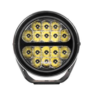Lisävalo Purelux Road 780 HD V2 - Pyöreä / 18 cm / 80W / Ref. 27.5