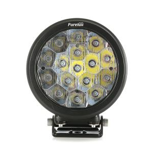LED-Extraljus Purelux Road 748 - Runda / 18 cm / 48W