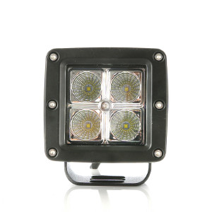 LED-arbeidslys Purelux Road 16, 16W