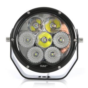 LED-Extraljus SAE 170 - Rund / 16 cm / 70W