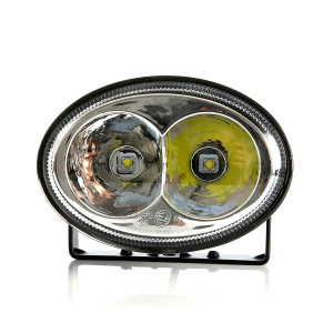LED ekstralys SAE 60 - Oval / 11 cm / 20W / Ref. 10