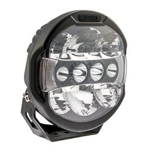 Lisävalo Seeker Quantum LED - Pyöreä / 23 cm / Ref. 40