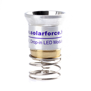Solarforce UV-modul, P60 LED