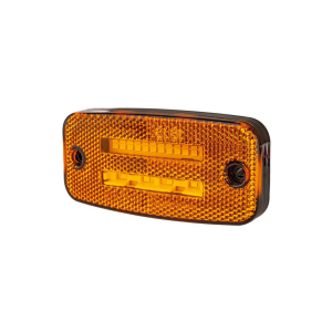 Sidomarkeringsljus / Varningsljus Strands KZ Side Marker / Warning Light LED