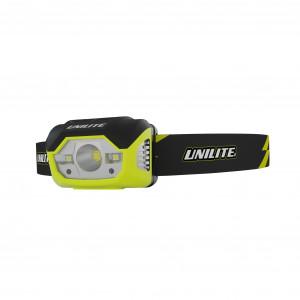 Pannlampa Unilite HL-7R, 475 lm