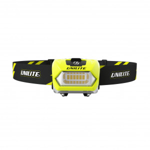 Pannlampa Unilite PS-HDL6R, 350 lm