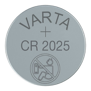 CR2025-batteri VARTA, 1 st