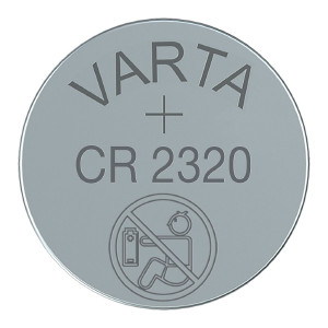 CR2320-batteri VARTA, 1 st