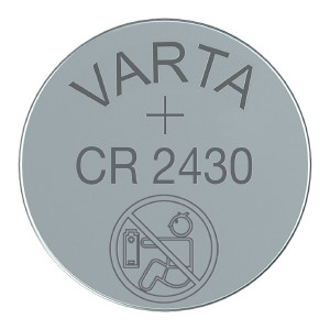 CR2430-batteri VARTA, 1 st
