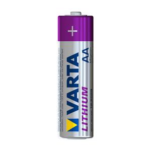 AA-batteri VARTA Lithium, 4 stk