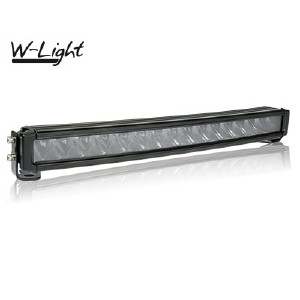 LED-ljusramp W-Light Comber - Kurvad / 54 cm / 150W