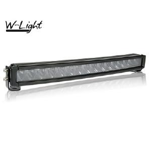 Extraljus W-Light Comber - Kurvad / 54 cm / 150W