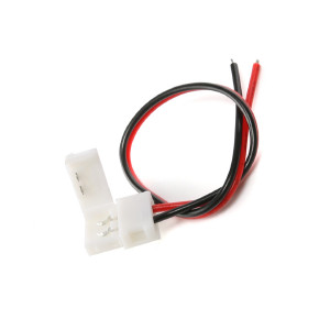 Anslutningskabel för LED-slinga, 8 mm