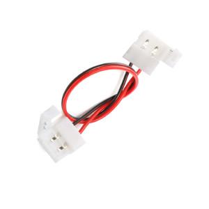 Skarvkabel för 2st LED-slingor, 10mm