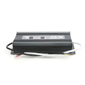 Strömaggregat till LED-slinga, Utomhus, PureStrip 24V, 200W