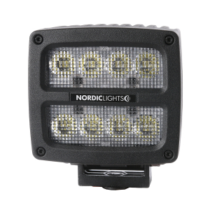 LED-arbeidslys Nordic Centaurus LED N4601 QD 85W, Smal