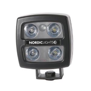 Arbetsbelysning Nordic Spica LED N2401 24W, Spot