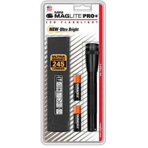 MagLite Mini AA LED PRO+, 245 lm