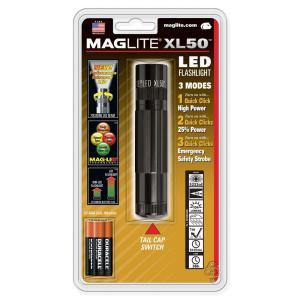 MagLite XL50, 104 lm