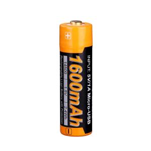 14500 Li-ion-batteri Fenix ARB-L14-1600U, 1600 mAh