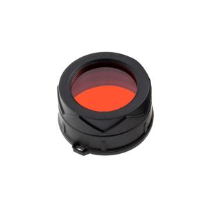 Fargefilter Fenix, Rød