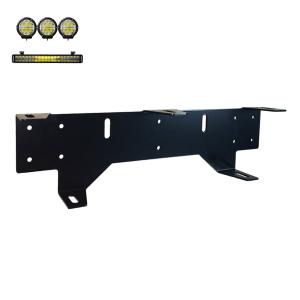 Ekstralysholder 3 stk. ekstralys + 1 stk. LED bar (maks 230 mm)