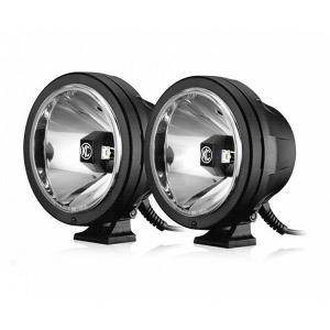 LED ekstralys KC Hilites Gravity - Rund / 16 cm / Ref. 25
