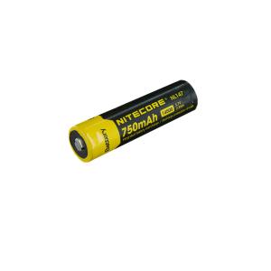14500-batteri, Nitecore, 850 mAh