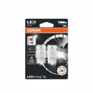 LED-pærer Osram LedDriving SL, 6000K, T20 (W21W)