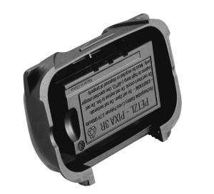 Petzl Pixa 3R Batteri, LiPo