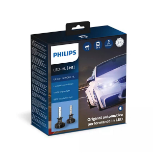 LED-pære PHILIPS Ultinon Pro9000 HL +250%, H1