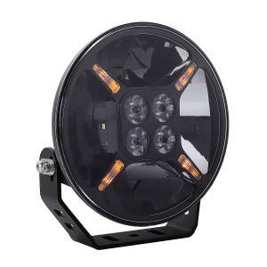 LED ekstralys Purelux Road 9104 - Rund / 22 cm / 120W / Ref. 45