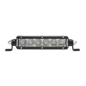 LED-BAR RIGID SR6 Spot - Flat / 23 cm / Ref. 17.5