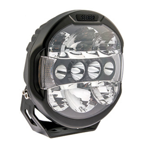 LED ekstralys Seeker Quantum LED - Rund / 23 cm / 120W