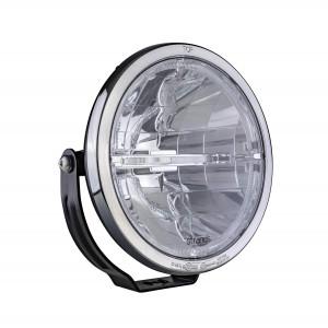 LED ekstralys Strands Ambassador 9″ - Rund / 23 cm / 70W