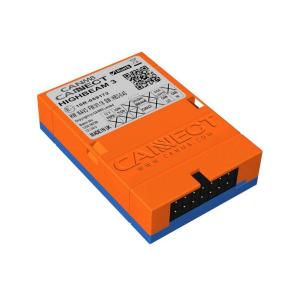 Canbus styrestrømgiver til fjernlys, tenning og ryggelys