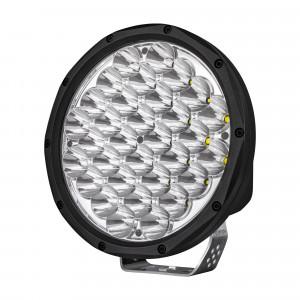 LED ekstralys Strands Yukon 9″ - Rund / 23 cm / 120W
